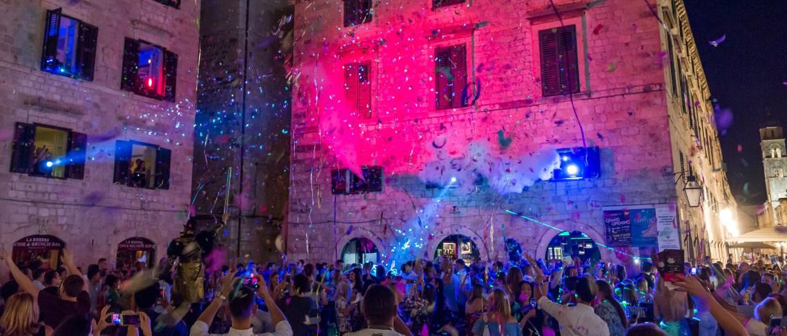 Cele Dubrovnik opening night