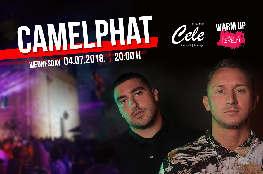 Cele dubrovnik gourmet lounge warm up Camelphat