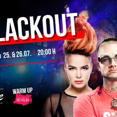 Cele gourmet lounge_warm up_The Blackout