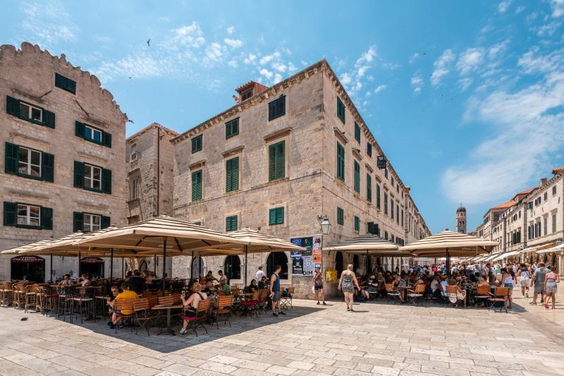 Dubrovnik coffee