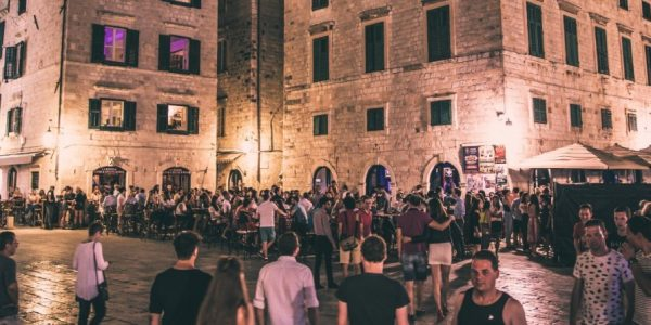where to go out in dubrovnik
